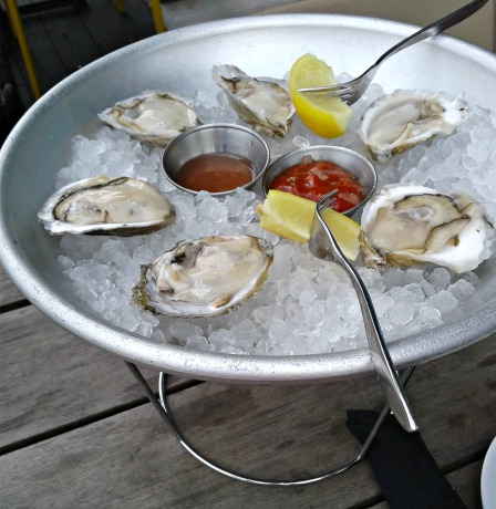 BERNADINES OYSTERS